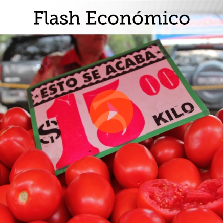 Flash Económico – México: Inflación, mayo2018