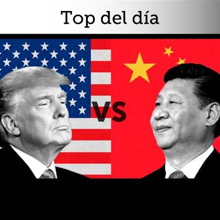 Top del día: Mercados vuelven la mirada a guerra comercial al cierre de lasemana
