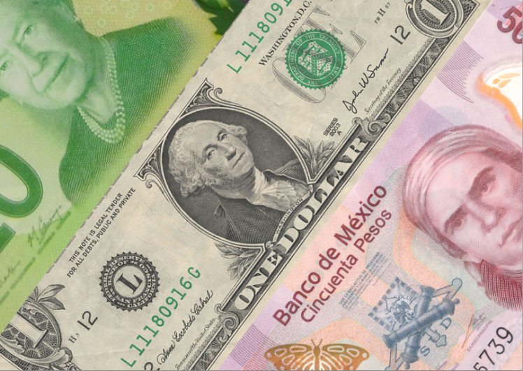 TLCAN Monedas