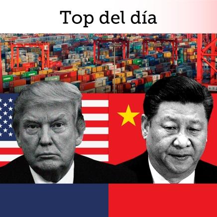 Top del día: Contradicción en estatus comercial entre China y EUA enfríamercados