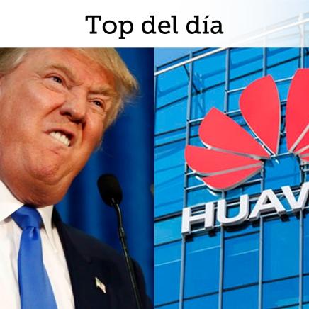 Top del día: Demanda de EUA vs Huawei renuevatensiones
