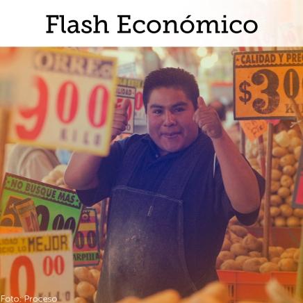 Flash Económico: Inflación de enero sorprende a la baja por menores precios deagropecuarios