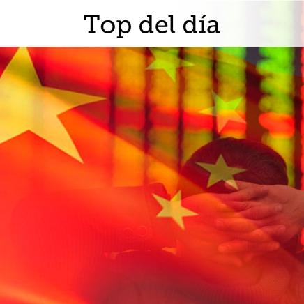 Top del día: Buenos datos en China impulsan mercados en inicio desemana
