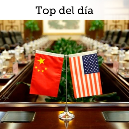 Top del día: Entre estimación de una FED paciente y avances comercial EUA-China, mercados avanzan
