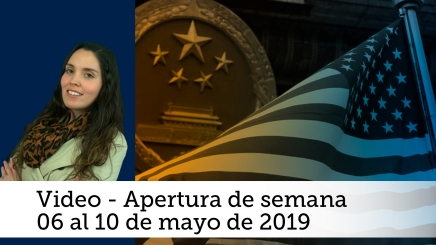 Video semanal: Del 06 al 10 de mayo de 2019