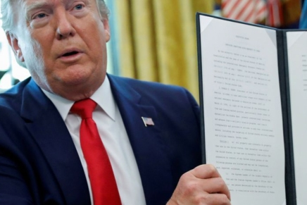 Top del día: Imposición de sanciones a Irán renueva aversión al riesgo enmercados