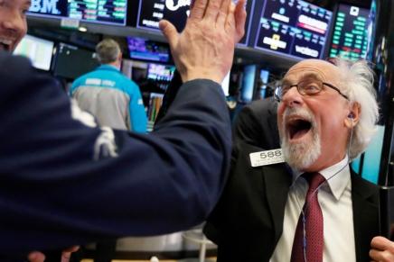 Cierre del día: En una sesión corta en Wall Street se volvieron a alcanzar máximoshistóricos