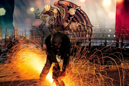 Top del día: Caída en act. industrial en México anticipa recesión técnica en 2ndotrim.