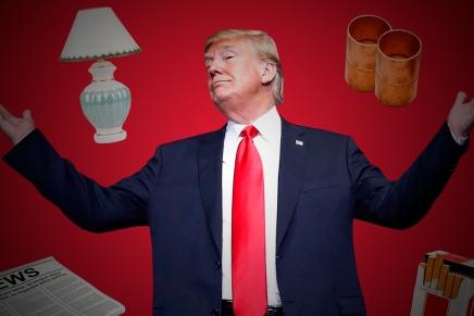 Top del día: Con amenazas de Trump sobre aranceles vuelve pesimismo amercado